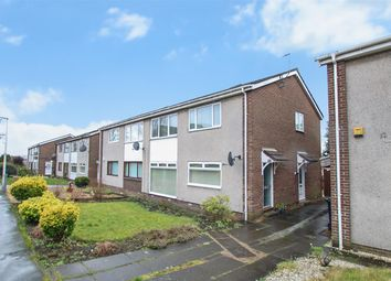 Thumbnail 2 bed flat for sale in Blair Terrace, Stenhousemuir, Larbert