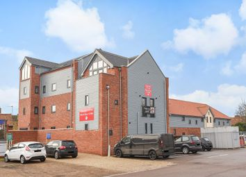 Thumbnail 1 bed flat for sale in Newman's Court, Norwich Street, Fakenham