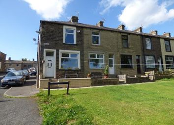 Thumbnail 3 bed end terrace house for sale in Gilbert Street, Burnley, Lancashire