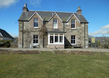 Thumbnail 4 bed detached house to rent in Newmill House, Clunie, Blairgowrie