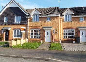 Thumbnail 3 bedroom terraced house for sale in Lilleburne Drive, Nuneaton, Warwickshire, England