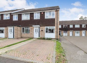 3 bed end terrace house for sale in Robertsfield, Thatcham RG19