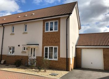 Thumbnail 3 bed semi-detached house to rent in Mardons Close, Midsomer Norton, Avon
