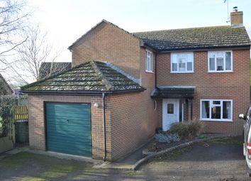 Thumbnail 4 bed detached house for sale in Western Lane, Winslow, Buckingham