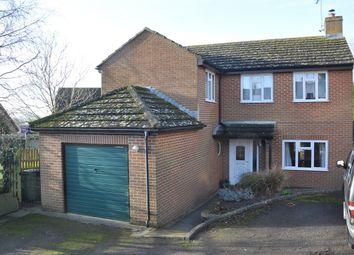 Thumbnail 4 bedroom detached house for sale in Western Lane, Winslow, Buckingham