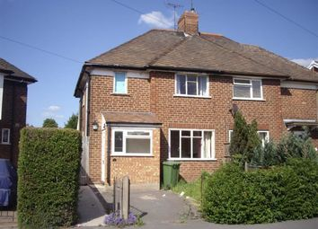 Thumbnail 3 bed semi-detached house to rent in Kingsway, Hereford, Herefordshire