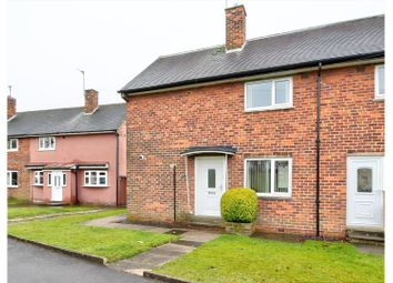 Thumbnail 3 bed end terrace house for sale in Gervase Avenue, Sheffield