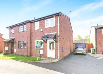 Thumbnail 2 bed semi-detached house for sale in Harvest Close, Stoke Heath, Bromsgrove