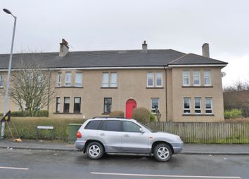 Thumbnail 2 bed flat for sale in Kingston Road, Neilston