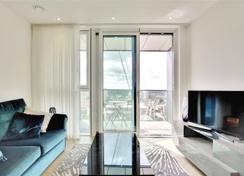 Thumbnail 1 bed flat for sale in Pinto Tower, Nine Elms Point, London