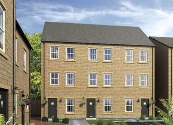 Thumbnail 4 bed town house for sale in John Walton Close, Glossop, Derbyshire