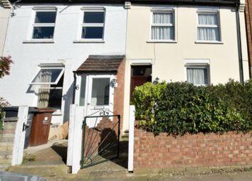 Thumbnail 3 bedroom terraced house for sale in Morley Road, Romford, Essex