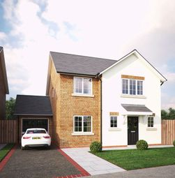 Thumbnail 4 bed detached house for sale in 'clwyd', Plot 1, The Oaks, Caerwys