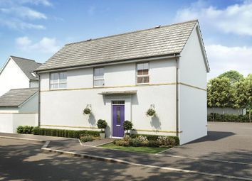 "Thumbnail 2 bed flat for sale in ""Alcester"" at Kergilliack Road, Falmouth"