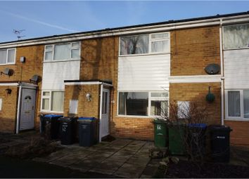 Thumbnail 2 bedroom terraced house for sale in Condor Close, Broughton Astley