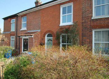 Thumbnail 2 bedroom terraced house to rent in Belvoir Street, Norwich