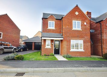 Thumbnail 3 bedroom detached house for sale in Terry Smith Avenue, Rothwell, Kettering