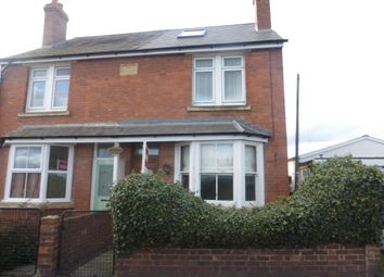Thumbnail 3 bed semi-detached house to rent in Mortimer Road, Hereford