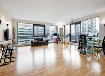 Thumbnail 2 bed flat for sale in Discovery Dock East, Canary Wharf