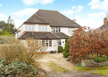 Thumbnail 4 bed detached house for sale in Lynch Road, Farnham, Surrey