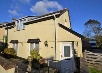 Thumbnail 3 bed semi-detached house for sale in Albaston Cottages, Albaston, Gunnislake, Cornwall