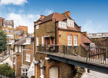 Thumbnail 1 bed mews house for sale in Kensington Court Mews, London