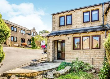 Thumbnail 4 bedroom semi-detached house for sale in Pennine Gardens, Linthwaite, Huddersfield