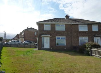 Thumbnail 3 bed semi-detached house for sale in Stratford Close, Golcar, Huddersfield