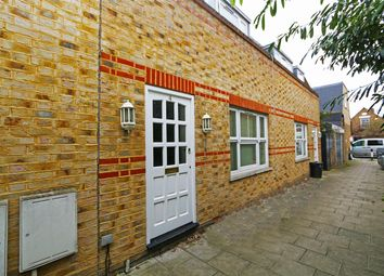 Thumbnail 3 bed town house to rent in Earls Mews, Winfirith Road, Earlsfield