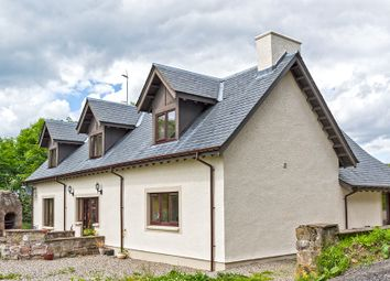Thumbnail 5 bedroom detached house for sale in Dochcarty Road, Dingwall