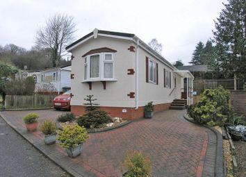 Thumbnail 1 bed mobile/park home for sale in White Harte Caravan Park, Kinver, Stourbridge