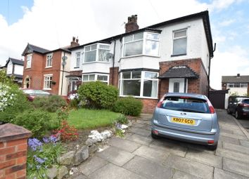 Thumbnail 3 bed semi-detached house to rent in Radcliffe New Road, Whitefield, Manchester