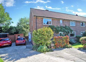 Thumbnail 3 bed maisonette for sale in Rutland Road, Gedling, Nottingham