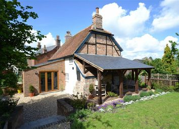 Thumbnail 2 bed detached house for sale in Swan Street, Kingsclere, Berkshire