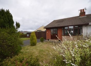 Thumbnail 2 bed semi-detached bungalow for sale in 52 Meadow Avenue, Poulton-Le-Fylde, Lancs