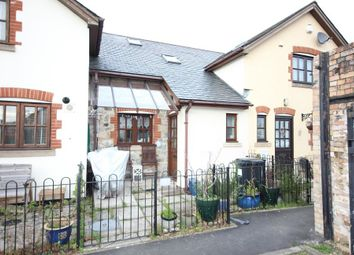 Thumbnail 2 bed terraced house for sale in Pottery Yard, Liverton, Newton Abbot