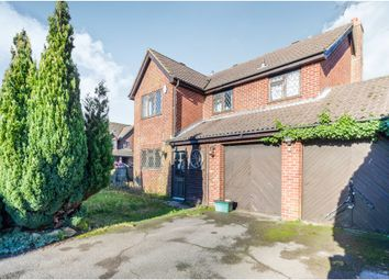 Thumbnail 4 bed detached house for sale in Forest Edge Road, Sandford, Wareham