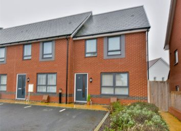 Thumbnail 2 bedroom end terrace house for sale in Furnells Way, Bexhill-On-Sea, East Sussex