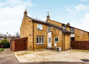 Thumbnail 4 bed end terrace house for sale in Edrich Road, Broadfield, Crawley, West Sussex