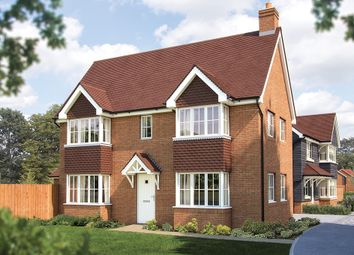 "Thumbnail 3 bed detached house for sale in ""The Sheringham"" at Rusper Road, Ifield, Crawley"