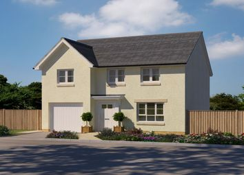 "Thumbnail 4 bed detached house for sale in ""Invercauld"" at Mavor Avenue, East Kilbride, Glasgow"
