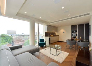 Thumbnail 2 bed flat to rent in Sandringham House, Earls Way, London