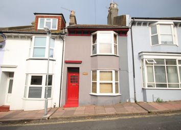 Thumbnail 4 bed terraced house to rent in Southover Street, Brighton