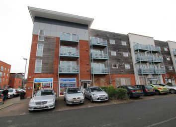Thumbnail 2 bedroom flat for sale in Compair Crescent, Ipswich