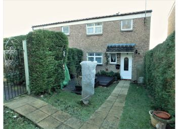 Thumbnail 3 bed semi-detached house for sale in Dukes Close, Arundel