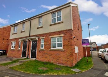 Thumbnail 3 bedroom semi-detached house for sale in Woodcross Avenue, Barnsley