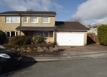 Thumbnail 4 bedroom property to rent in Rydal Close, Burnley