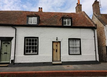 Thumbnail 2 bed semi-detached house to rent in Church Street, Eastry, Sandwich
