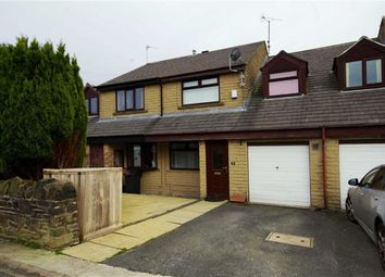 Thumbnail 3 bed town house to rent in Holmewood Gardens, Illingworth Road, Halifax