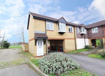 Thumbnail 1 bed maisonette for sale in Cooper Way, Slough